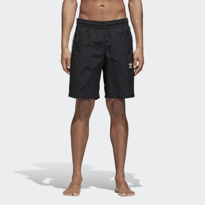 adidas Originals - 3-Stripes Swim Shorts