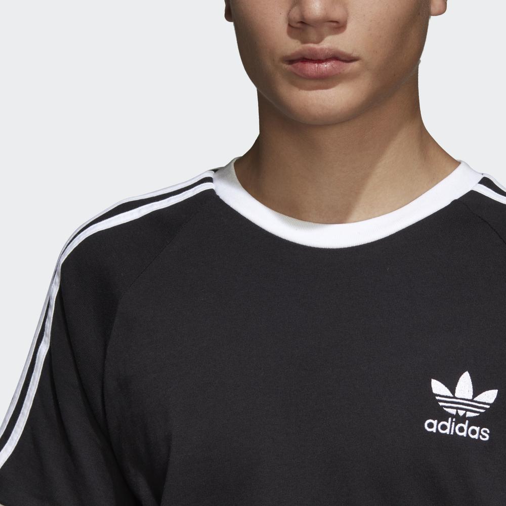 adidas originals 3stripes tee streetwear
