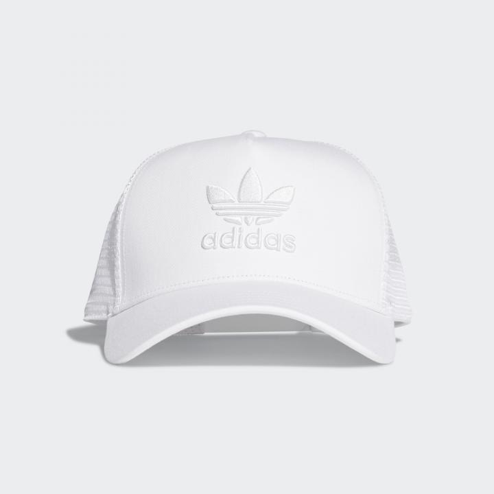 0eaac66c0e8 adidas Originals - Trefoil Trucker Cap - Streetwear