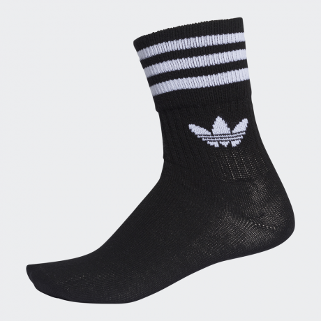 adidas Originals - Mid-Cut Crew Socks 3 Pairs