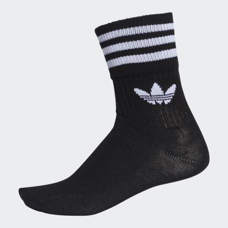 adidas Originals - Mid-Cut Crew Socks 3 Pairs