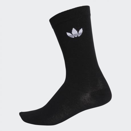 adidas Originals - Thin Trefoil Crew Socks 2 Pairs