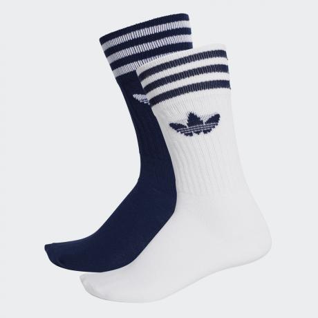 adidas Originals - Solid Crew Socks 2 Pairs