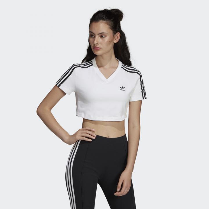 a04a63cd24 adidas Originals - Cropped Tee - Streetwear