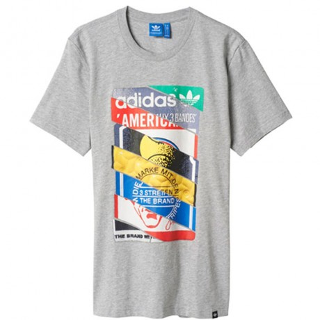 adidas Originals - Label Tee