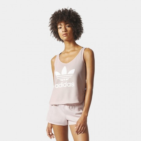 adidas originals - Loose Crop Tank Top