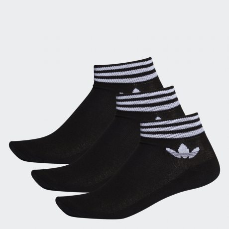 adidas Originals - Trefoil Ankle Socks 3 Pairs