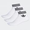 adidas Originals - Trefoil Ankle Socks 3 Pairs