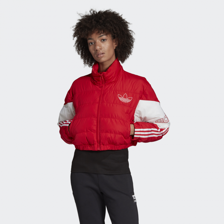 adidas Originals - Cropped Puffer Jacket