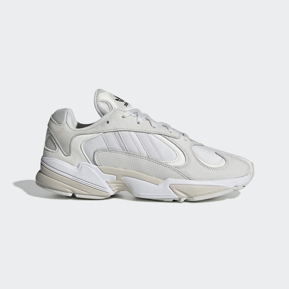 meditación Selección conjunta Deslumbrante  adidas Originals - Yung-1 Shoes - Streetwear