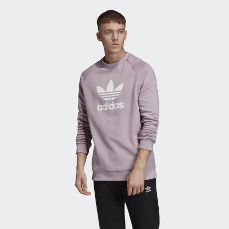 adidas Originals - Trefoil Warm-Up Crew Sweatshirt