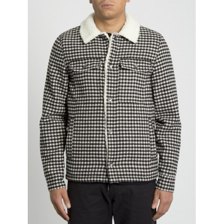 Volcom - KEATON JACKET PLAID