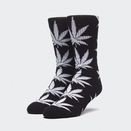 HUF - PLANTLIFE SOCK BLACK