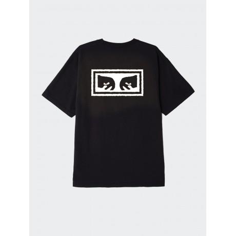 OBEY - Eyes 3 Heavyweight Box T-Shirt Off Black