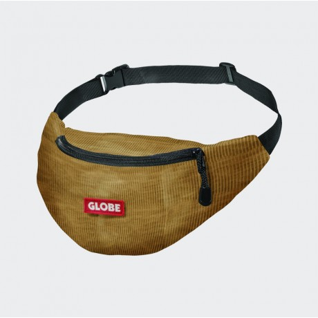 GLOBE - Richmond Side Bag II Tobacco