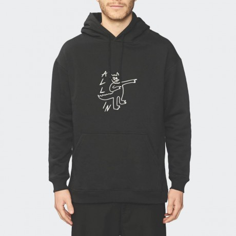 GLOBE - Appleyard All In Hoodie Black