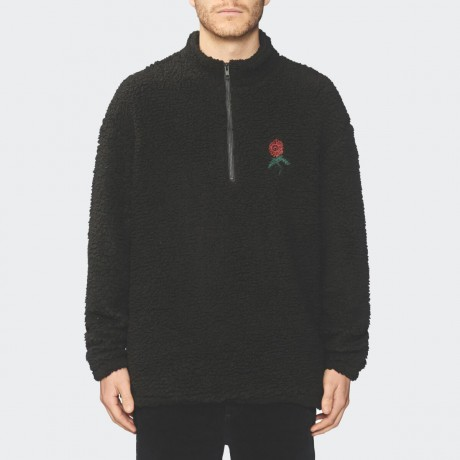 GLOBE - Bloom Pullover Black