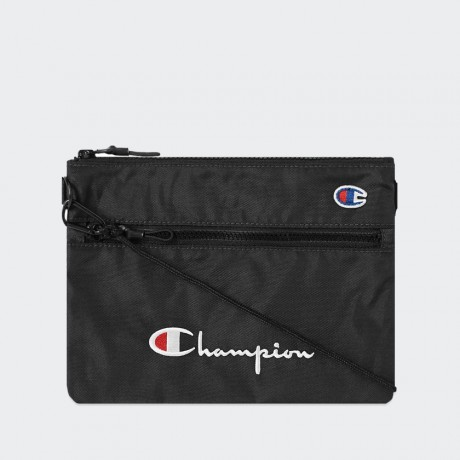 Champion - Reverse Weave Small Shoulder Bag Black