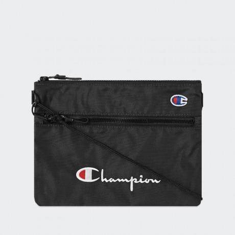 Champion - Reverse Weave Small Shoulder Bag Black