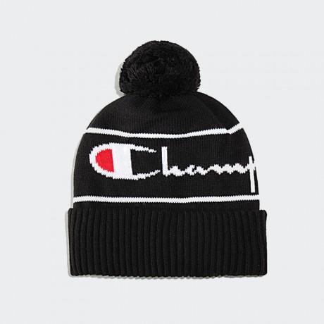 Champion - Reverse Weave Beanie Cap Black