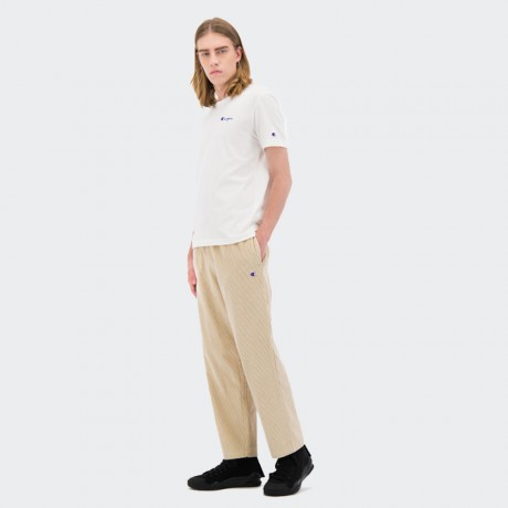 Champion - Reverse Weave Corduroy Straight Joggers Beige