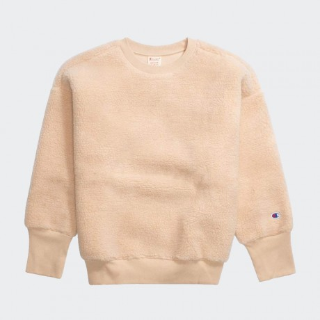 Champion - Reverse Weave Maxi Sweatshirt Beige