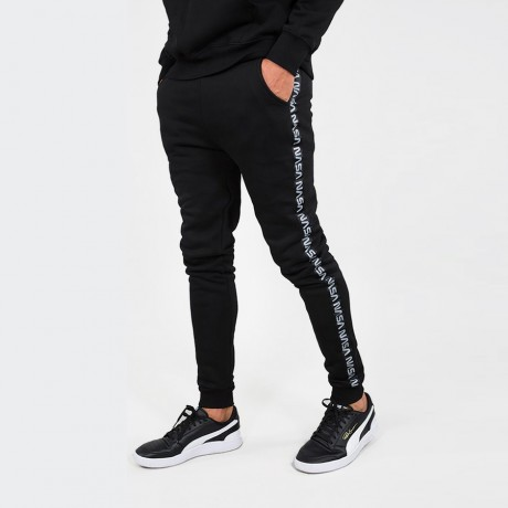 Alpha Industries - Nasa Tape Jogger Pant Black
