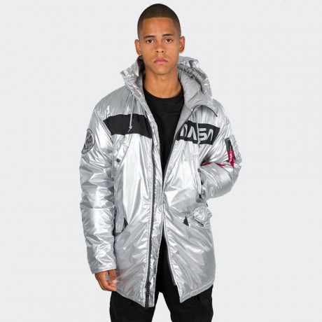 Alpha Industries - N-3B NASA Silver