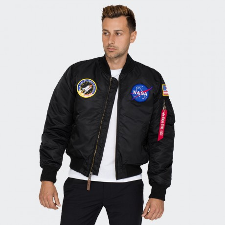 Alpha Industries - MA-1 VF NASA Black