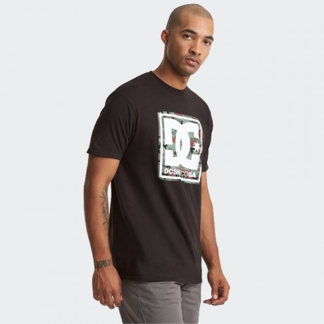 DC - PATTERN BOX TEE BLACK