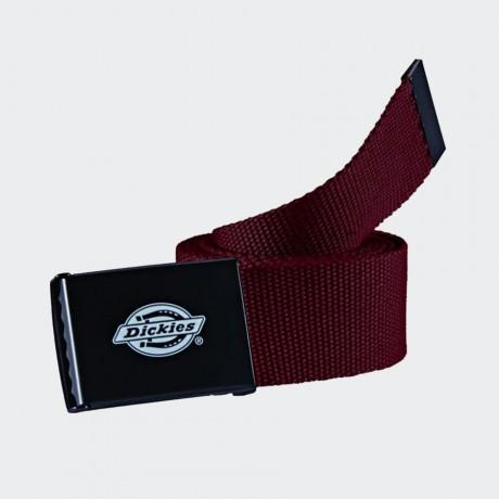 Dickies - Orcutt Belt Maroon