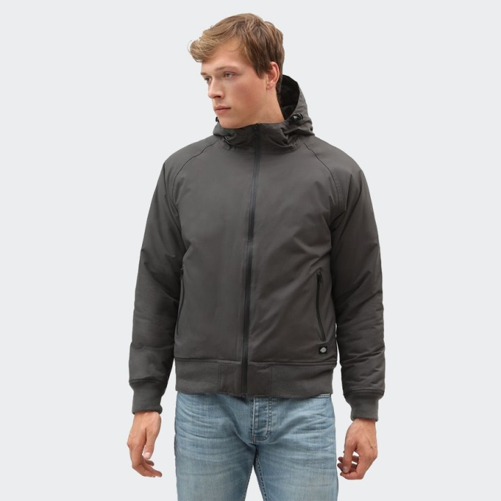 Dickies - Fort Lee Jacket Charcoal Grey