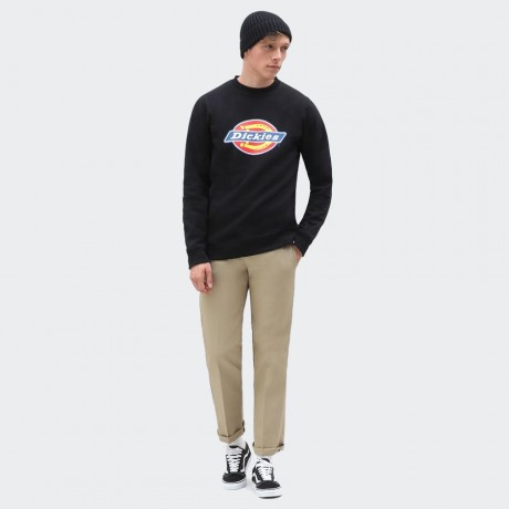 Dickies - Slim Fit Straight Leg Work Pants Khaki