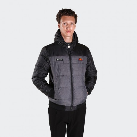 Ellesse - Tartaro FZ Padded Jacket Black