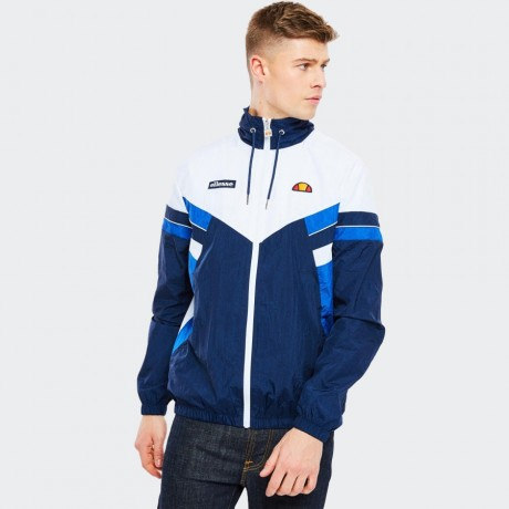 Ellesse - Sempre Track Top White/Navy