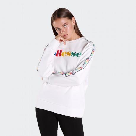 Ellesse - Ginny Oversized Sweatshirt White
