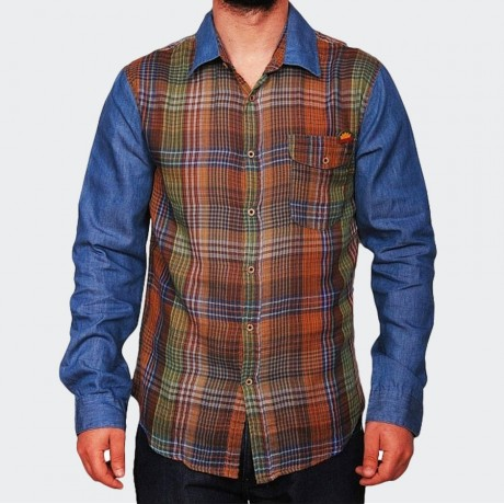 Insight - Luna chant panel men's shirt