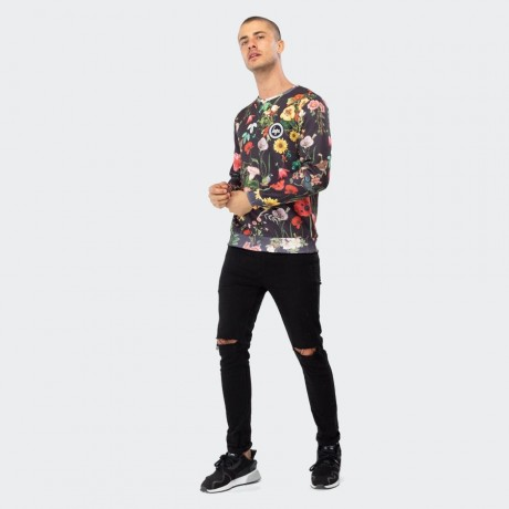 Just Hype - REGAL BIRDS MEN'S CREW NECK