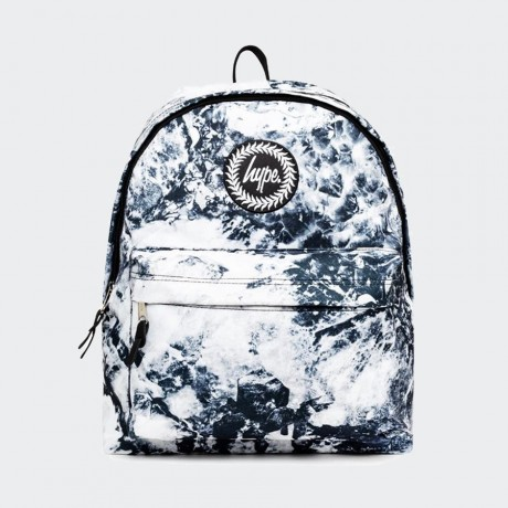 Just Hype - BLACK ROCK BACKPACK