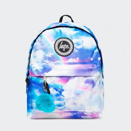 Just Hype - RAINBOW STAR BACKPACK