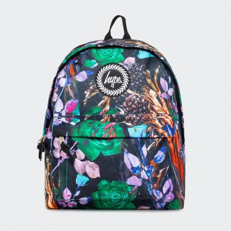 Just Hype - NEON ROSE BACKPACK