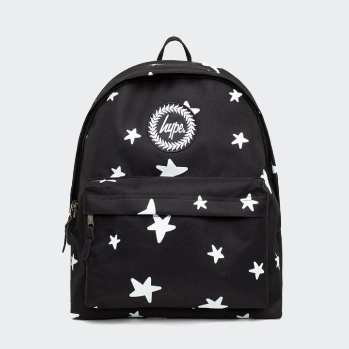 Just Hype - BLACK STAR BACKPACK