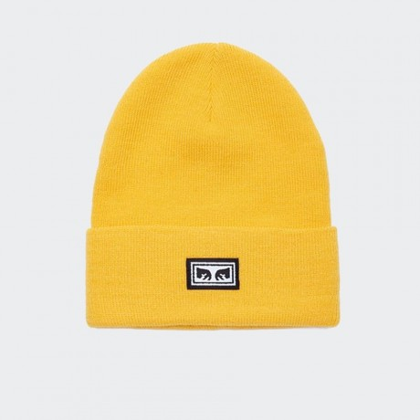 OBEY - Icon Eyes Beanie Energy Yellow