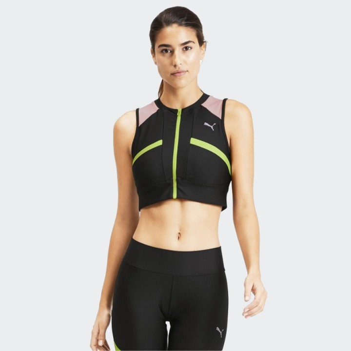 PUMA - Chase Cropped Women's Top