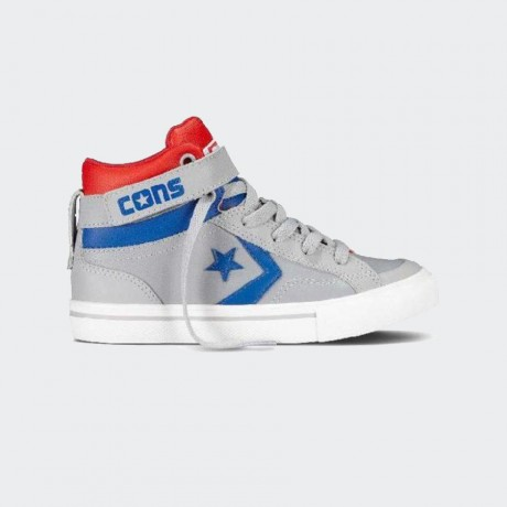 Converse - Pro Blaze Strap Leather Hi