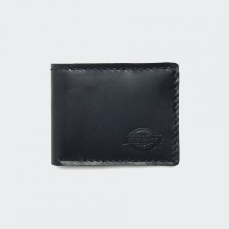 Dickies - Coeburn Leather Wallet Black