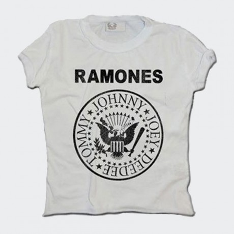 Amplified - Kids Ramones Logo T-shirt