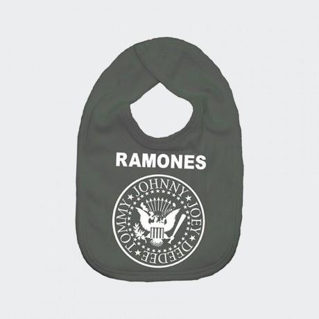 Amplified - Ramones Bib