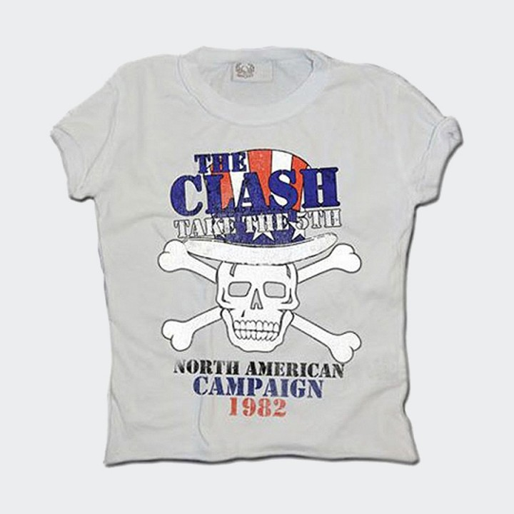 Amplified - Kids The Clash T-shirt