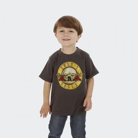 Amplified-Kids Guns n Roses Drum t-shirt